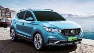 2021 MG ZS EV Launched In India: Prices Start At Rs 20.99 Lakh