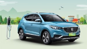MG Motor To Launch The 2021 ZS EV On February 8th This Month: Here Is Everything You need To know!
