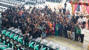 Ather Energy Commences Production At Their New Hosur Plant: Here Are The Details!