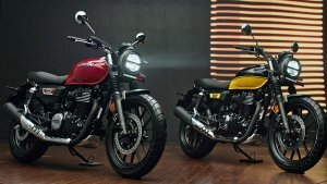 Honda CB350 RS Launched In India At Rs 1.96 Lakh: Bookings For The Motorcycle Commences