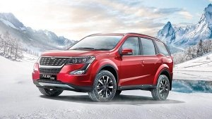 Next Generation Mahindra XUV500 Spotted Testing Once Again: Here Are All The Details!