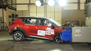 Nissan Confirms Magnite Sold In India Secures 4-Stars Safety Rating In ASEAN NCAP