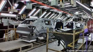 RNAIPL Factory Visit: An Inside Look At The Production Process Of The Nissan Magnite SUV