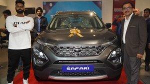 Tata Safari Deliveries Begin: Singer Parmish Verma Becomes First Customer
