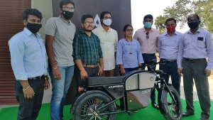 Atum 1.0 Cafe-Racer Style Electric Motorcycle Commences Its Deliveries: Read More To Find Out!