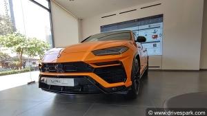 Lamborghini Arancio Leonis Pearl Capsule Design Edition (First Look)
