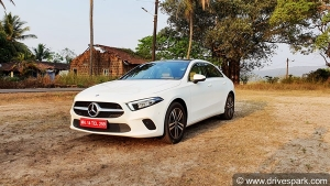 Mercedes-Benz A-Class Limousine Launched In India: Prices Start At Rs 39.90 Lakh