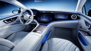 Mercedes-Benz EQS Interiors Revealed Ahead Of Launch: Hyperscreen Royalty!