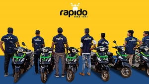 Rapido Launches Electric Two-Wheeler Taxi: Partners With Zypp Electric For EV Service