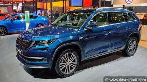 Skoda Kodiaq Facelift India Launch Timeline Officially Revealed: Here Are All Details