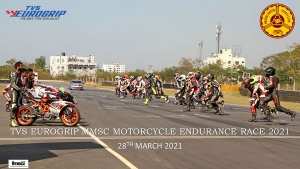 TVS Eurogrip To Power This Year's MMSC Motorcycle Endurance Race: Here Are All The Details!