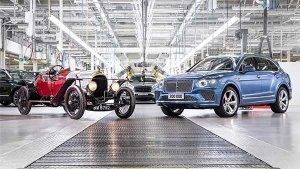 Bentley Produces 2,00,000 Cars; Celebrates Landmark Milestone
