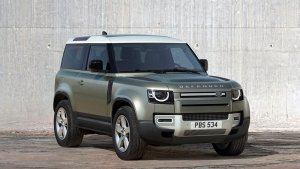 Land Rover Defender Diesel Launched In India: Prices Start At Rs 94.36 Lakh