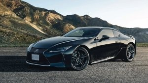 New Lexus LC 500h Limited Edition Launched In India: Prices Start At Rs 2.15 Crore