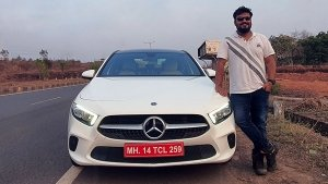 2021 Mercedes-Benz A-Class Limousine Review Video: Here Are Our First Impressions Of The Luxury Sedan