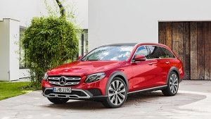 Mercedes-Benz E-Class All-Terrain Discontinued? Removed From Official Website