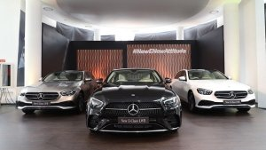 2021 Mercedes-Benz E-Class LWB Launched In India: Prices Start At Rs 63.6 Lakh