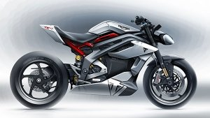 Triumph Unveils The Concept Project TE-1 Electric Motorcycle: Here's Everything You Need To Know!