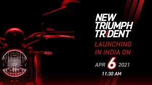 Triumph Trident 660 India Launch Date Officially Revealed: Arriving Next Month!