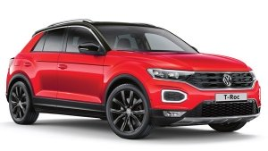 2021 Volkswagen T-Roc Launched In India At Rs 21.35 Lakh: Deliveries To Start In May