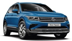 2021 Volkswagen Tiguan Unveiled In India: Third Five-Seat SUV Offering From The Brand