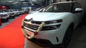 Citroen C5 Aircross Deliveries Begin In India: Here Are All The Details
