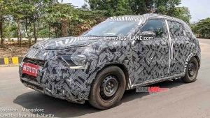 Citroen C3 Aircross Spied Testing Once Again Ahead Of India Launch: Here Are All The Details!