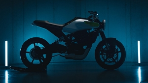 Husqvarna E-Pilen Electric Motorcycle Unveiled: Features 8kW Output &100Km Range