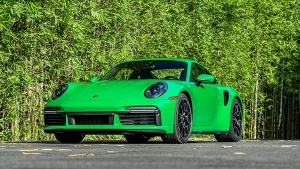 Porsche 911 Turbo S Wins World Performance Car Of The Year 2021 Award