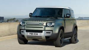 Land Rover Defender Wins World Car Design Of The Year 2021 Award
