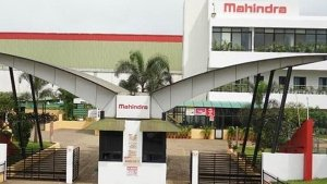 Mahindra's Manufacturing Facilities Operating With Reduced Employee Numbers Due To COVID-19