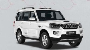 Next-Gen Mahindra Scorpio Spotted Testing Again Revealing New Features: Pics & Details