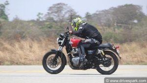 Mantra Racing Builds The Quickest & Fastest Royal Enfield Interceptor 650 In India