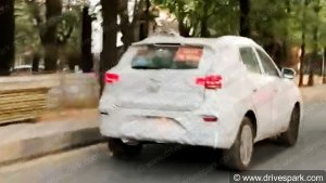 MG ZS (Astor) SUV Spotted Testing In Bangalore Again Ahead Of Launch: Pics & Details