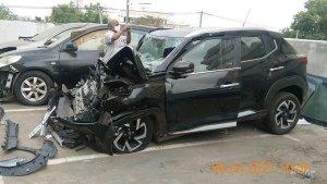 Nissan Magnite Repair Costs: Repair Estimate Of Rs 21 Lakh Handed To Customer After Crash