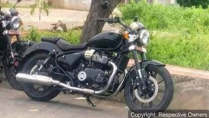 Royal Enfield Shotgun Name Registered In India: Could It Be The 650cc Cruiser?