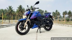 TVS Apache RTR 160 4V & RTR 200 4V Prices Hiked Again This Year: Here Are The New Prices!