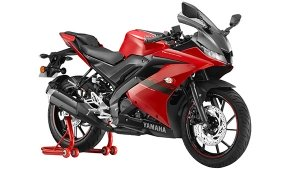 Yamaha YZF-R15 V3.0 Metallic Red Colour Launched In India: Priced At 1.52 Lakh