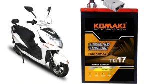 Komaki Developing New Battery Technology That Will Provide 220+ Km Range On Its Electric Scooter