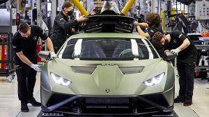 Lamborghini To Make Electric Vehicles: Fancy An Electric Lamborghini Urus?