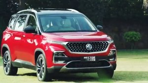Car Sales Report For April 2021: MG Motor India Registers Over 2,500 Units In Sales