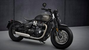 2021 Triumph Bonneville Bobber Launched In India: Priced At Rs 11.75 Lakh