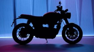 2021 Triumph Speed Twin Teased Ahead Of Global Reveal