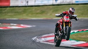 2022 Ducati Hypermotard 950 Unveiled: The Thrill Machine Is Back With A Power Wheelie!
