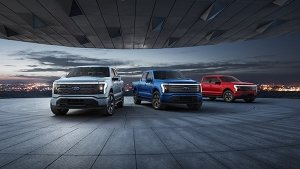 Ford F-150 Lightning Electric Pick-Up Truck Revealed: Gets 563bhp, 1,051Nm & A Range Of 450 Kilometres