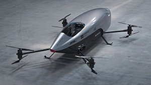 Airspeeder Mk3 All-Electric Flying Race Car Revealed: New Global Race Series Coming Soon