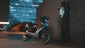 New Ather Electric Scooter Patented In India: Will It Be The New Maxi Scooter?