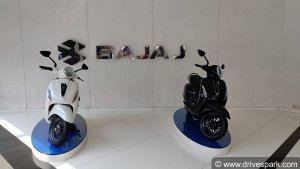 Bajaj Auto Trademarks Fluor & Fluir Names In India: Could It Be An Electric Two-Wheeler?