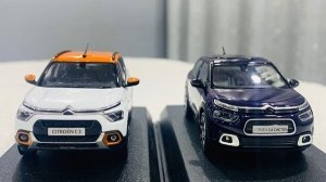 Citroen C3 Design Leaked Via Scale Model Ahead Of India Launch: Here Are The Details