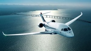 The Largest Business Jet Gets Features From Rafale Fighter: Dassault Falcon 10X Unveiled